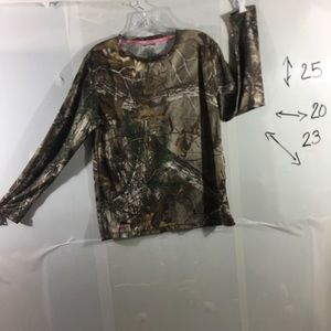 Real Tree Dry-Fit LS Shirt